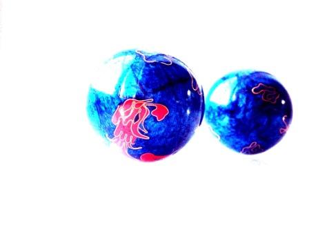 керамические шары земной шар